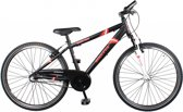 Bike Fun Crash - Fiets - Jongens - Zwart - 20 Inch