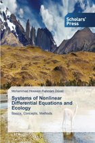 Systems of Nonlinear Differential Equations and Ecology