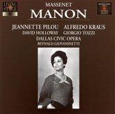 Massenet: Manon (14/12/1977)