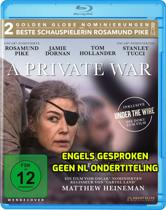 A Private War [Blu-ray] (import)