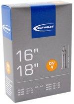 Schwalbe DV4 - Binnenband Fiets - Hollands Ventiel - 32 mm - 16 x 1 1/8 - 1 3/8