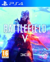 Cover van de game Battlefield V - PS4