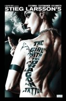 The Girl with the Dragon Tattoo Volume 1 HC (MR)