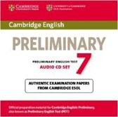 Cambridge Preliminary English Test 7 / 2 Audio CDs