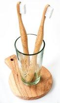 4-pack NextBrush bamboe tandenborstel (soft)