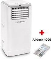 Trotec PAC 4100 E & airlock 1000 - Mobiele Airco