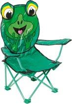 Kinderstoel Opvouwbaar - Safety-lock - Kikker Model