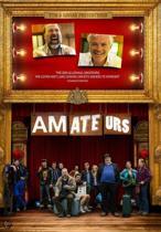 Amateurs, (DVD) BEKEND VAN VTM MET STANY KRETS, JONAS VAN GEEL. TV SERIES, DVD