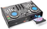 Power Dynamics PDX125 dubbele CD/USB/CD/MP3 speler en mixer