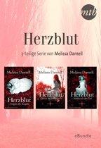 Herzblut - 3-teilige Serie von Melissa Darnell