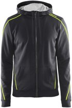 Craft In-The-Zone Full Zip Hood men asphalt 3xl