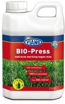 Bio-press anti- mos - 100% plantaardig, 2 liter voor 250 m²