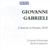 Giovanni Gabrieli - Canzoni Et Sonate, 1615