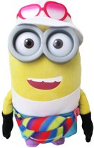 Pluche Minion knuffel Freedonian Jerry tourist