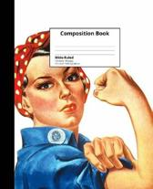 Composition Book Wide Ruled