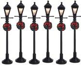 Lemax Gas Lantern Street Lamp