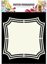 Dutch Doobadoo Dutch Shape Art frames 2 A5