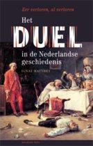 Het duel in de Nederlandse geschiedenis