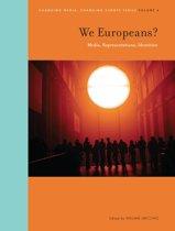 We Europeans: Media, Representations, Identities