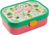 Lunchbox Tropische Flamingo