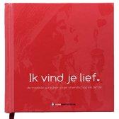 Omslag van 'Ik vind je lief spreuken boekje - cadeauboek Voor Positiviteit'