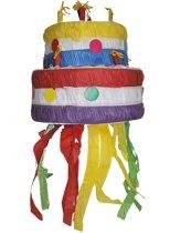 Pinata Verjaardagstaart 30cm