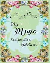 My Music Composition Notebook