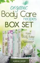 Organic Body Care Recipes Box Set