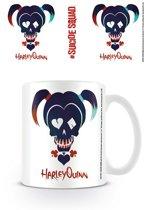 SUICIDE SQUAD HARLEY QUINN SKULL Mugs