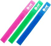 GadgetBay 3x Kabelbinders kleurbinder Cable Organizer kabel ordeners klittenband