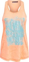 Only Play Tanktop - Shirts  - oranje - L
