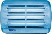 Genus® COBRA vliegenvanger HACCP met 3 breukvrije UV lampen, energiezuinig en effectief