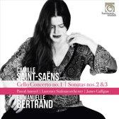 Camille Saint-Saens: Cello Concerto No. 1; Sonatas Nos. 2 & 3
