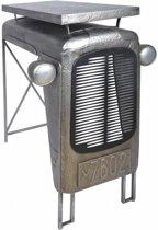 Esschert Design Tafel Tractor grijs IH032