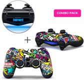 Stickerbomb Combo Pack - PS4 Controller Skins PlayStation Stickers