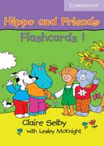Hippo and Friends 1 flashcards pack of 64
