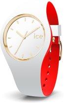 Ice-Watch IW007239 horloge dames - wit - kunststof