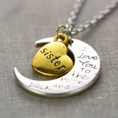 Zussen ketting, I Love You To The Moon And Back