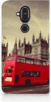 Nokia 8.1 Book Cover Londen