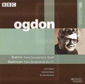 Brahms: Piano Concerto No. 2, Op. 83; Beethoven: Piano Sonata No. 32, Op. 111