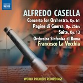 Casella: Concerto Op.61