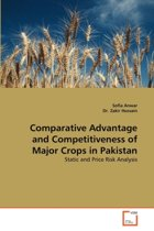 Comparative Advantage and Competitiveness of Major Crops in Pakistan