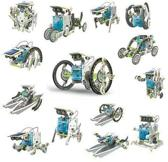 Imaginarium 14X1 Solar Eco-Robot - Bouwpakket 14 Modellen - Op Zonne-energie