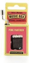 Nostalgisch Muziekdoosje Pink Panther