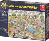 Taarten Toernooi Jan van Haasteren Puzzel 1500 Stukjes