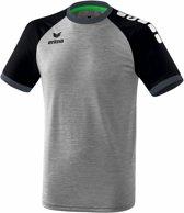 Erima Zenari 3.0 Shirt - Voetbalshirts  - grijs - 128