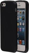Wicked Narwal   TPU Hoesje voor iPhone 5 Zwart