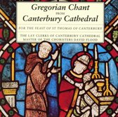 Gregorian Chant For The  Feast Of St