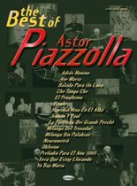 Astor Piazzolla Best of Piano