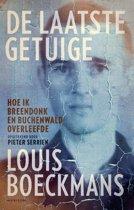 Boek cover De laatste getuige van Pieter Serrien (Paperback)